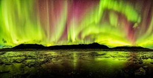 Luces del norte, Auroras Boreales