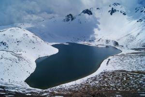 Hike Nevado de Toluca volcano