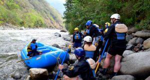 Camino por la Jungla Inca a Machupicchu