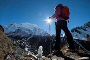 - Trek from Salkantay to Machu Picchu -