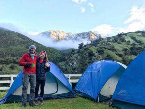 Yosemite Camping Tour