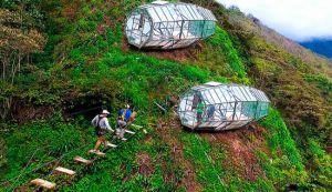 Salkantay Trek a Machu Picchu en Capsulas